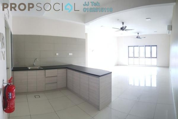 For Rent Condominium at Lake Vista Residence, Bandar Tun Hussein Onn Freehold Semi Furnished 3R/2B 1.5k