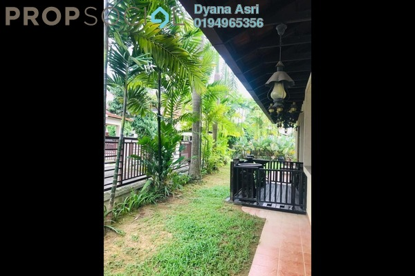For Sale Terrace at Greenlane, Bukit Jelutong Freehold Semi Furnished 5R/4B 1.2m