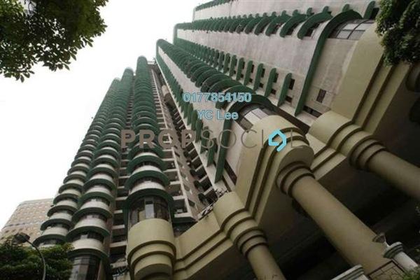 For Sale Condominium at Villa Puteri, Putra Freehold Semi Furnished 2R/2B 500k