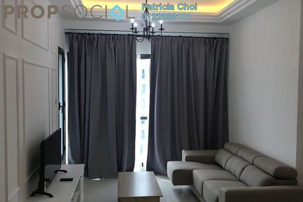For Rent Serviced Residence at BayBerry Serviced Residence @ Tropicana Gardens, Kota Damansara Freehold Fully Furnished 1R/1B 2.3k