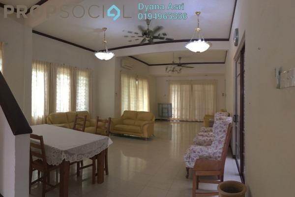 For Sale Terrace at Ubin, Bukit Jelutong Freehold Semi Furnished 4R/4B 1.55m