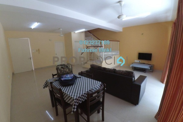 For Sale Townhouse at Cyberia Crescent 1, Cyberjaya Freehold Unfurnished 4R/3B 548k