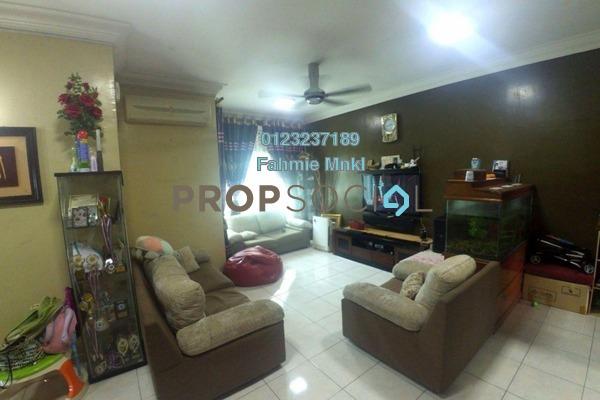 For Sale Condominium at Desa Impiana, Puchong Freehold Semi Furnished 3R/2B 370k