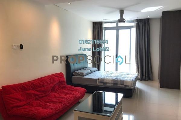 For Rent Condominium at Taragon Puteri Bintang, Pudu Freehold Fully Furnished 1R/1B 1.8k