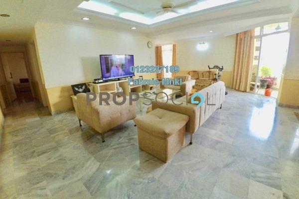 For Sale Condominium at Indera Subang, UEP Subang Jaya Freehold Semi Furnished 4R/3B 800k