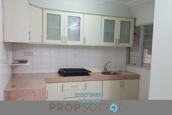 For Rent Condominium at SD Tiara Apartment, Bandar Sri Damansara Freehold Semi Furnished 3R/2B 1.25k