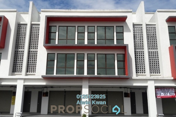 For Rent Shop at Atrio @ Lang Valley, Ipoh Freehold Unfurnished 0R/0B 4.7k