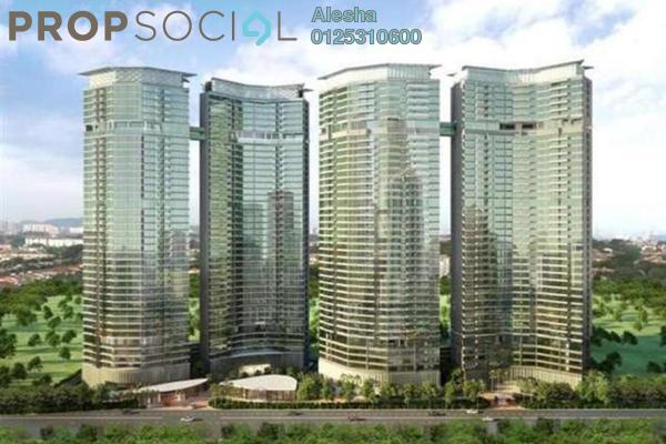 For Sale Serviced Residence at Setia Sky Residences, KLCC Freehold Unfurnished 0R/0B 855k