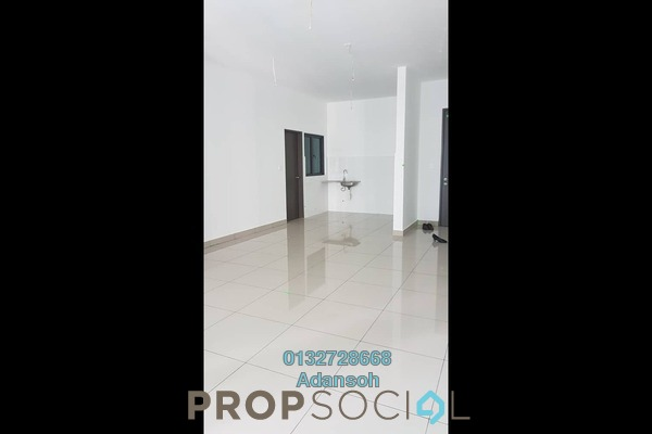 For Rent Condominium at The Henge Residence, Kepong Freehold Unfurnished 3R/2B 1.3k