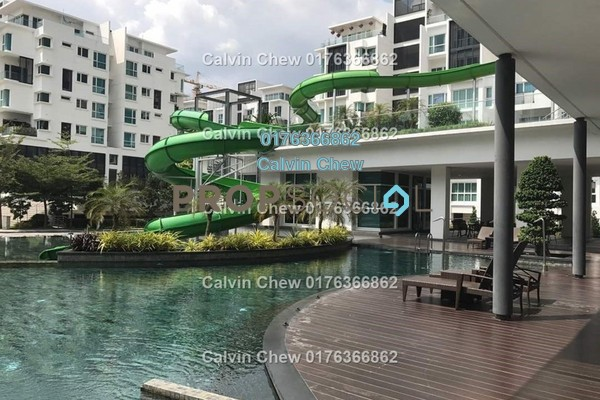 For Sale Condominium at 280 Park Homes, Puchong Freehold Unfurnished 4R/4B 627k