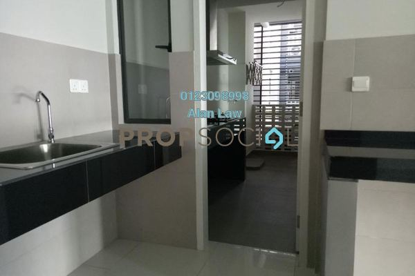 For Rent Serviced Residence at Ascenda Residence @ SkyArena, Setapak Freehold Semi Furnished 3R/2B 1.6k