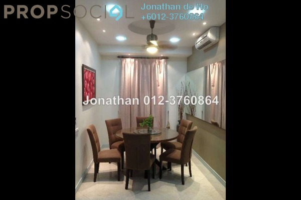 For Rent Serviced Residence at Marc Service Residence, KLCC Freehold Fully Furnished 3R/2B 7.5k