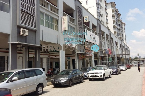 For Rent Shop at Fadason Park, Jinjang Freehold Semi Furnished 0R/0B 3.8k