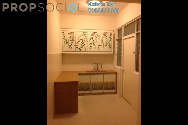For Rent Condominium at Summer Place, Jelutong Freehold Semi Furnished 3R/2B 1.45k