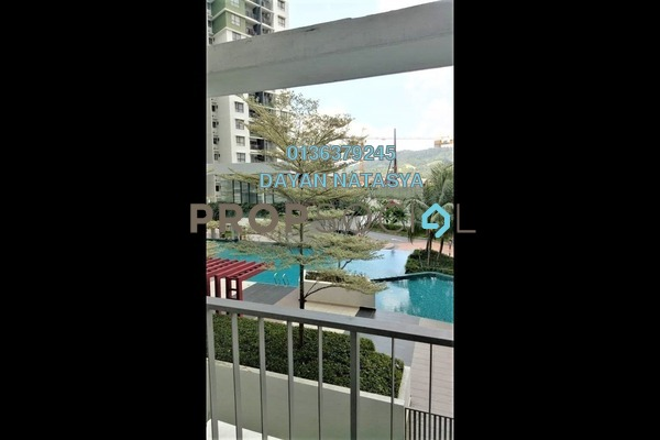 For Sale Condominium at Ivory Residence, Kajang Freehold Semi Furnished 3R/2B 395k