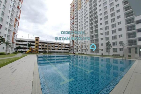 For Sale Condominium at Setia EcoHill 2, Semenyih Freehold Unfurnished 3R/2B 280k