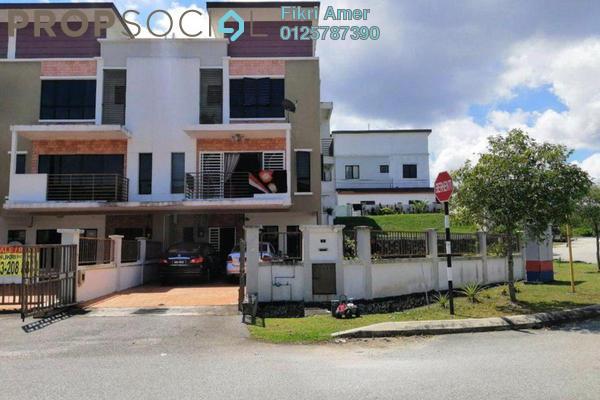 For Sale Terrace at Bukit Saujana, Sungai Buloh Leasehold Unfurnished 5R/3B 800k