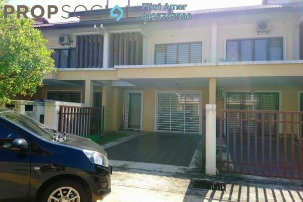 For Sale Terrace at Laman Bakawali, Kota Seriemas Freehold Unfurnished 4R/3B 408k
