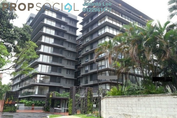 For Sale Condominium at Dedaun, Ampang Hilir Freehold Semi Furnished 5R/6B 2.49m