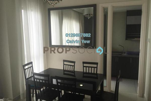 For Rent Condominium at Residency Mutiara, Brickfields Freehold Fully Furnished 2R/2B 3.5k