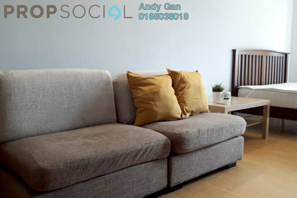 For Rent Serviced Residence at Dorchester, Sri Hartamas Freehold Fully Furnished 1R/1B 1.5k