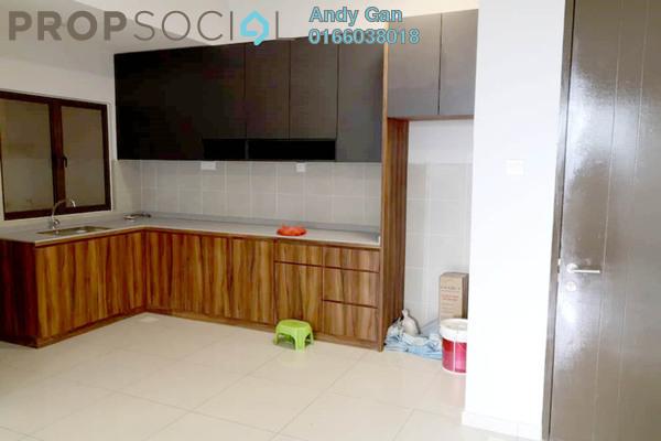 For Rent Condominium at Suria Putra, Bukit Rahman Putra Freehold Semi Furnished 2R/2B 1.8k