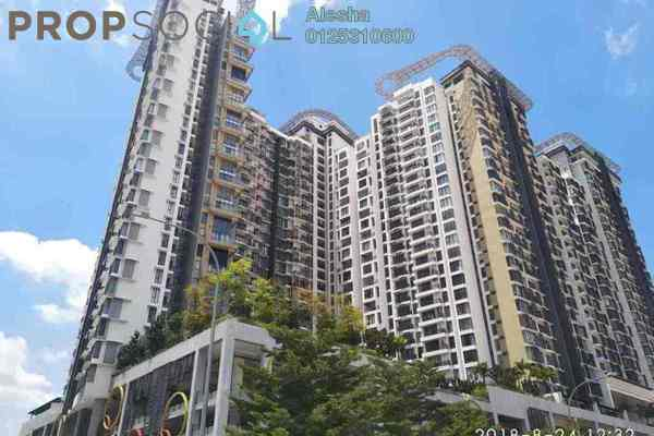 For Sale Apartment at You Vista @ You City, Batu 9 Cheras Freehold Unfurnished 0R/0B 510k