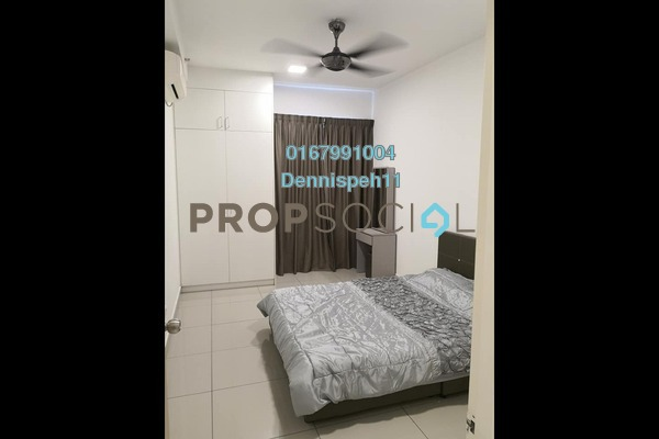 For Rent Condominium at Austin Suites, Tebrau Freehold Fully Furnished 1R/1B 1.1k