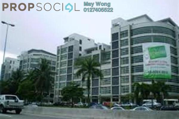 For Rent Office at La Vista, Bandar Puchong Jaya Freehold Semi Furnished 0R/0B 12.1k