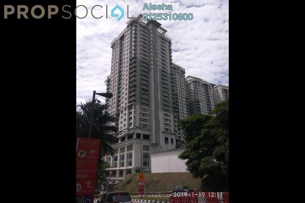 For Sale Condominium at Metropolitan Square, Damansara Perdana Freehold Unfurnished 0R/0B 580k