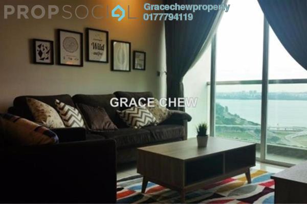 For Rent Apartment at Paragon Residences @ Straits View, Johor Bahru Freehold Fully Furnished 3R/2B 2.78k