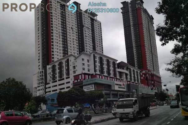 For Sale Shop at Axis Pandan, Pandan Indah Freehold Unfurnished 0R/0B 506Ribu
