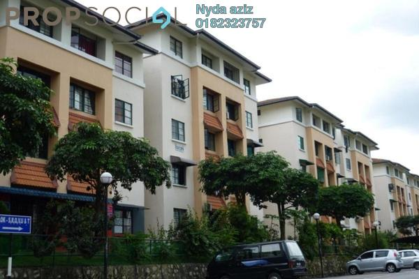 For Sale Apartment at SD Apartment II, Bandar Sri Damansara Freehold Semi Furnished 3R/2B 330k