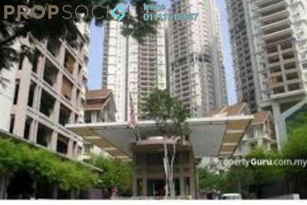 For Rent Condominium at Seri Maya, Setiawangsa Freehold Fully Furnished 3R/2B 2.3k