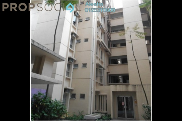 For Sale Condominium at Seri Maya, Setiawangsa Freehold Unfurnished 0R/0B 598k