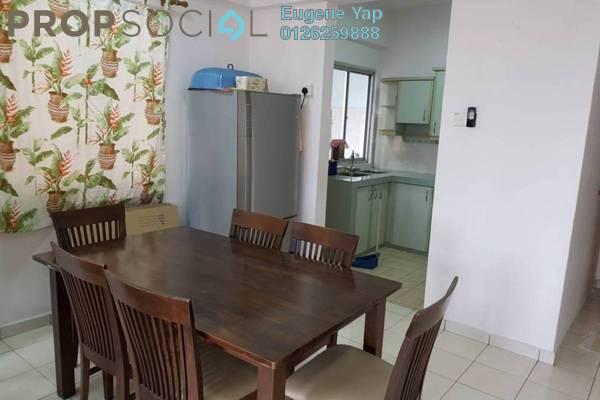 For Sale Condominium at Medan Putra Condominium, Bandar Menjalara Freehold Fully Furnished 4R/2B 388k
