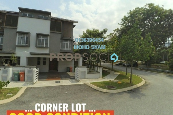 For Sale Terrace at Precinct 16, Putrajaya Freehold Semi Furnished 6R/5B 1.38m