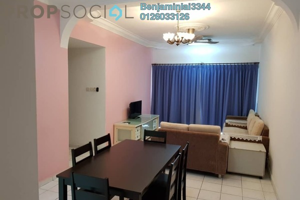 For Sale Condominium at Menara Menjalara, Bandar Menjalara Freehold Fully Furnished 3R/2B 460k
