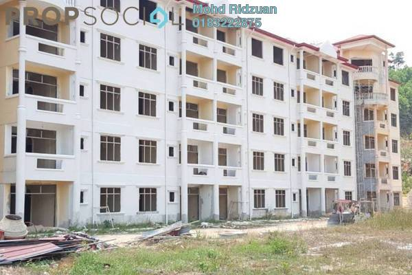 For Sale Apartment at Taman Salak Maju, Bandar Baru Salak Tinggi Freehold Unfurnished 3R/2B 299k