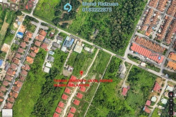 For Sale Semi-Detached at Taman Sementa Permai, Kapar Leasehold Unfurnished 3R/2B 370k