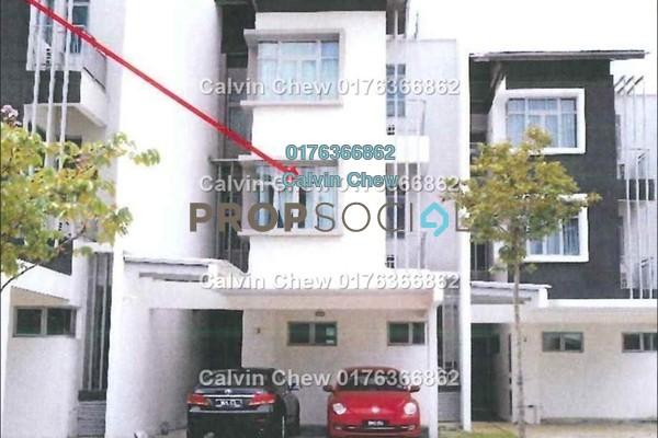 For Sale Terrace at Symphony Hills, Cyberjaya Freehold Unfurnished 4R/5B 948k