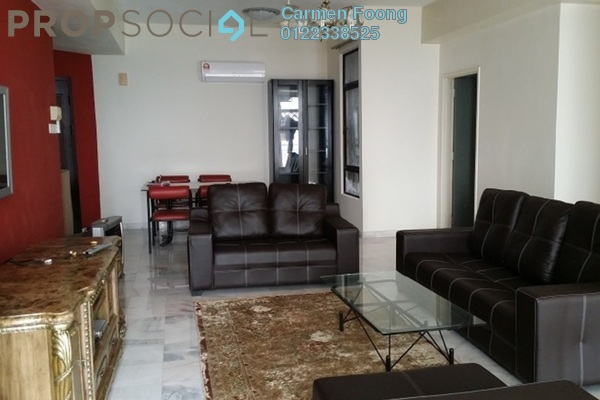 For Rent Condominium at Villa Putera, Putra Freehold Fully Furnished 1R/1B 550translationmissing:en.pricing.unit
