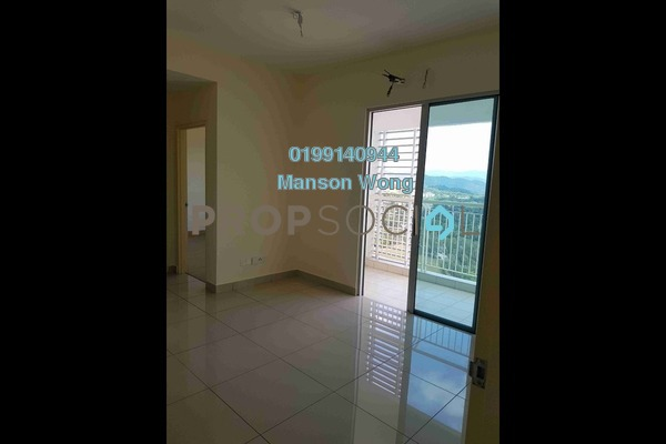 For Sale Condominium at Saville @ Cheras, Cheras South Freehold Unfurnished 4R/3B 710k