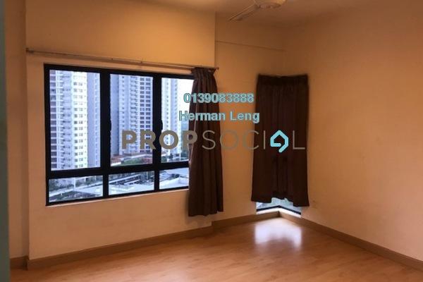 For Rent Condominium at Pelangi Damansara Sentral, Mutiara Damansara Freehold Semi Furnished 1R/1B 1.1k