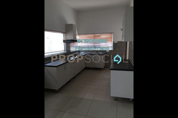 For Rent Semi-Detached at Cassia @ Garden Residence, Cyberjaya Freehold Semi Furnished 4R/4B 2.7k