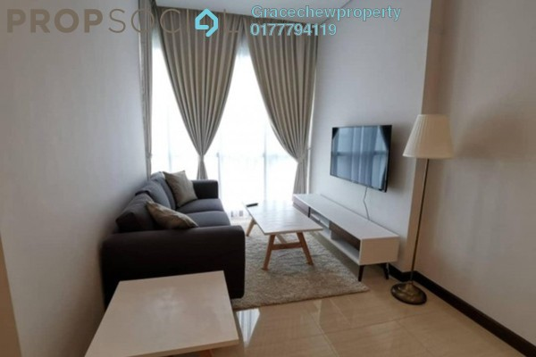 For Rent Condominium at Puteri Cove Residences & Quayside, Iskandar Puteri (Nusajaya) Freehold Fully Furnished 2R/1B 2.48k