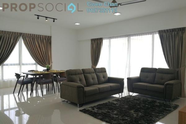 For Rent Condominium at Residensi 22, Mont Kiara Freehold Fully Furnished 3R/3B 8k