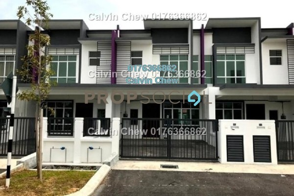 For Sale Terrace at Méranti, HillPark Freehold Unfurnished 4R/0B 401k