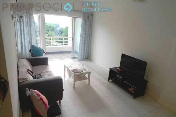 For Rent Condominium at Pantai Panorama, Pantai Freehold Fully Furnished 3R/2B 2.6k