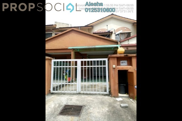 For Sale Townhouse at Templer Suasana, Templer's Park Freehold Unfurnished 0R/0B 330k